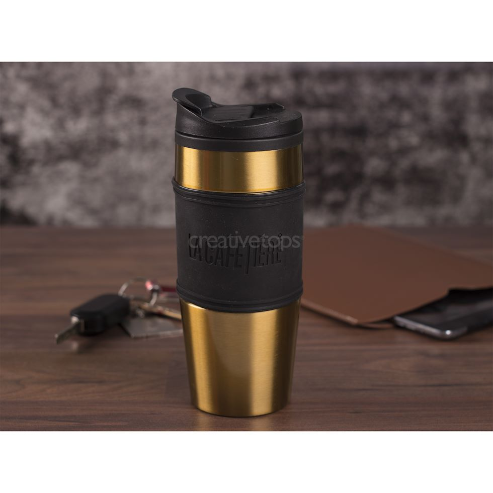 Термочашка LC Travel Flask Gold, 450 мл, 5207773