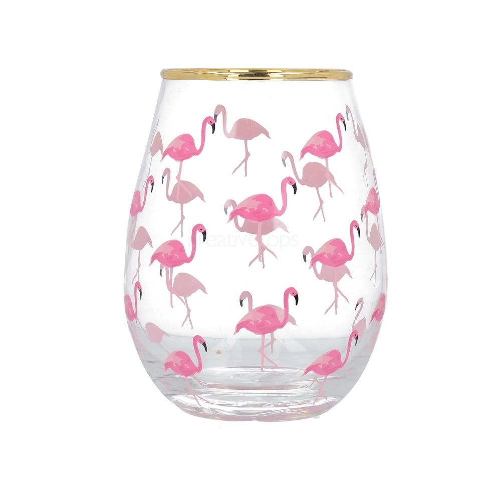 Склянка CT Ava & I Flamingos 5226396