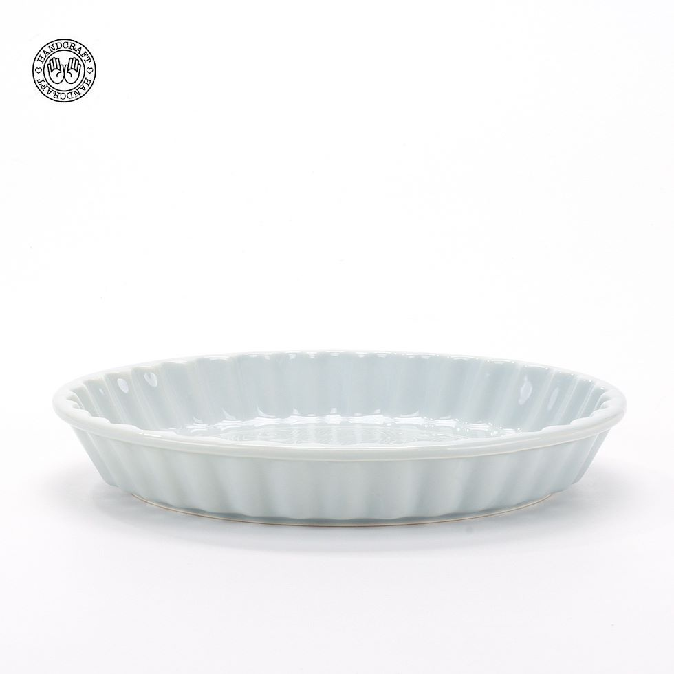Форма для запікання 31*5 см Nonna Peppy TORTIERA LIGHT BLUE 9012-3