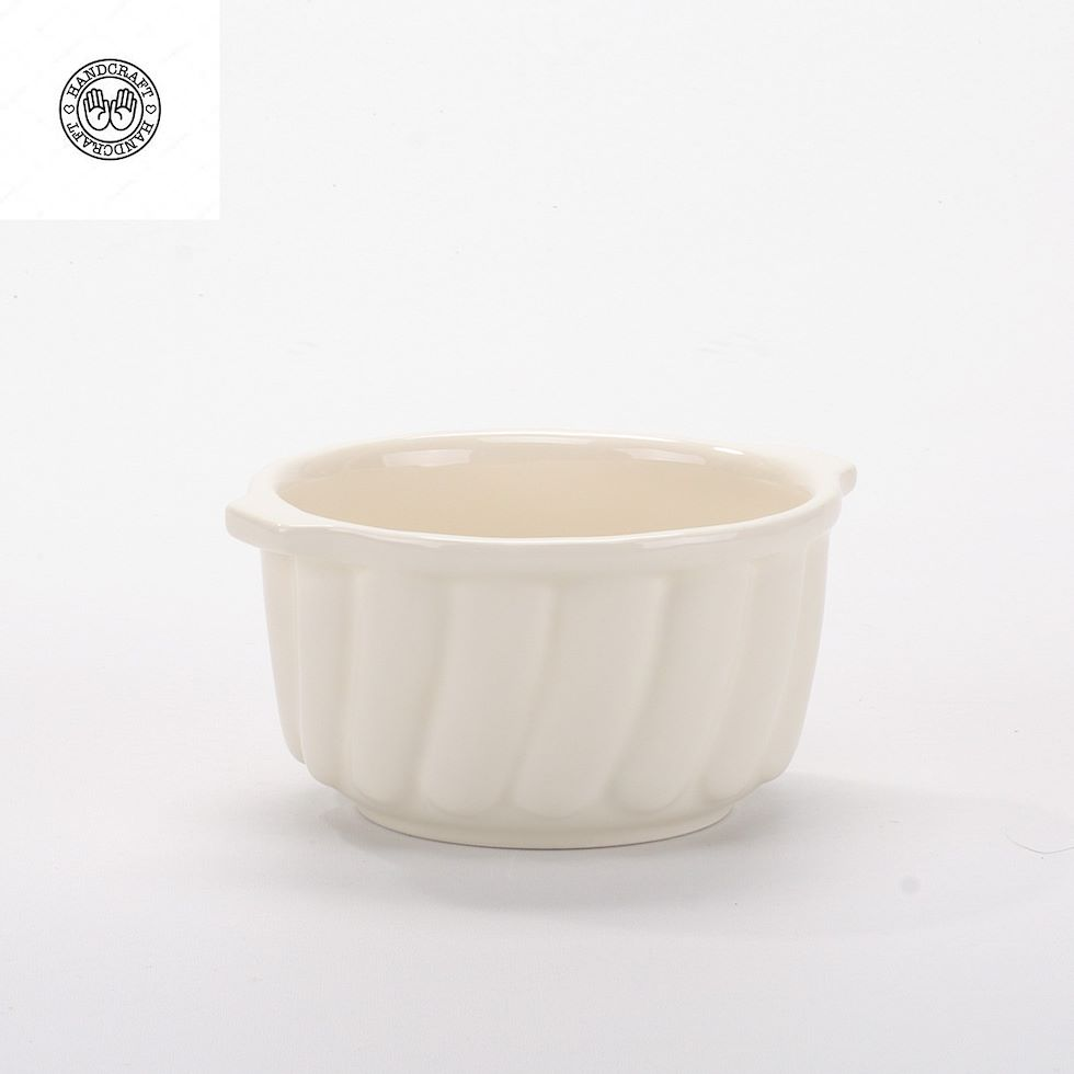 Форма для запікання 15,5*8 см Nonna Peppy CASSERUOLA CREAM 9017-1